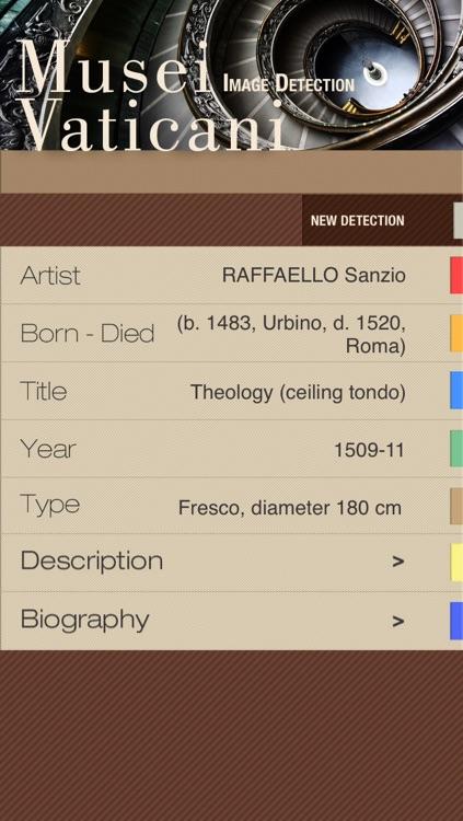 Vatican Museum ID Audio Guide screenshot-3
