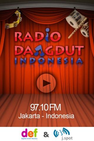 Radio Dangdut Indonesia iPhone