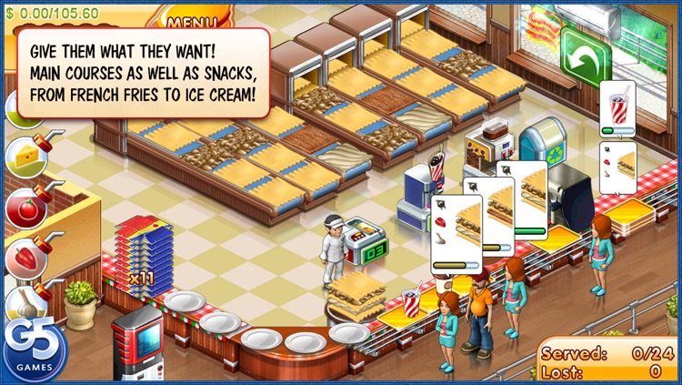 Stand O'Food® 3 (Full) screenshot-2