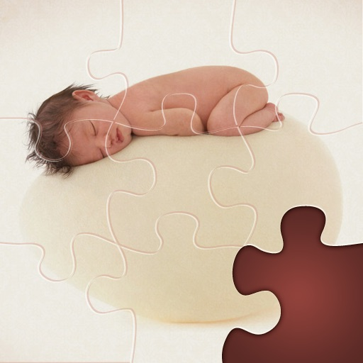 Magic Puzzles: Anne Geddes