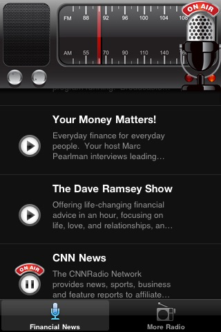 Financial News Radio FM - Your MONEY Talk Radio