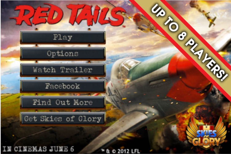 Red Tails™: Skies of Glory screenshot-3