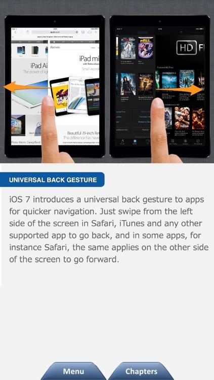 Secrets for iPad - Tips & Tricks screenshot-3