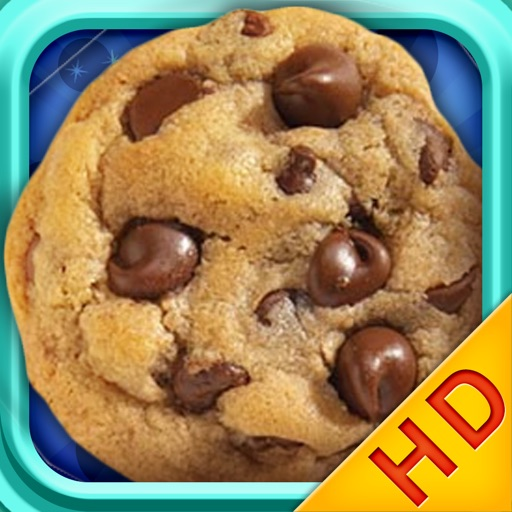 Make Chocolate Cookies HD - Cooking games