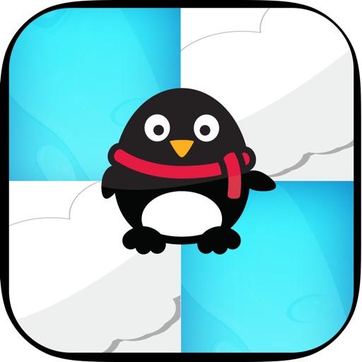Peppy Penguin No Plunge - Tiny Crazy Feet