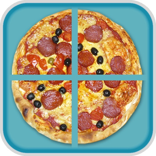 Pizza-Puzzle icon