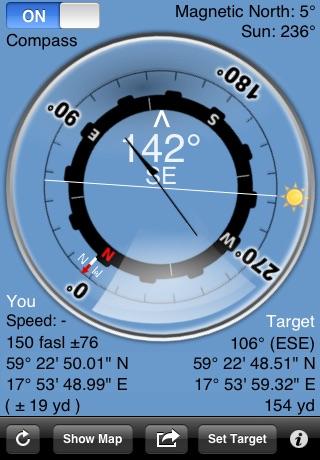 Compass Go