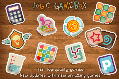 All-in-1 Logic GameBox screenshot 1