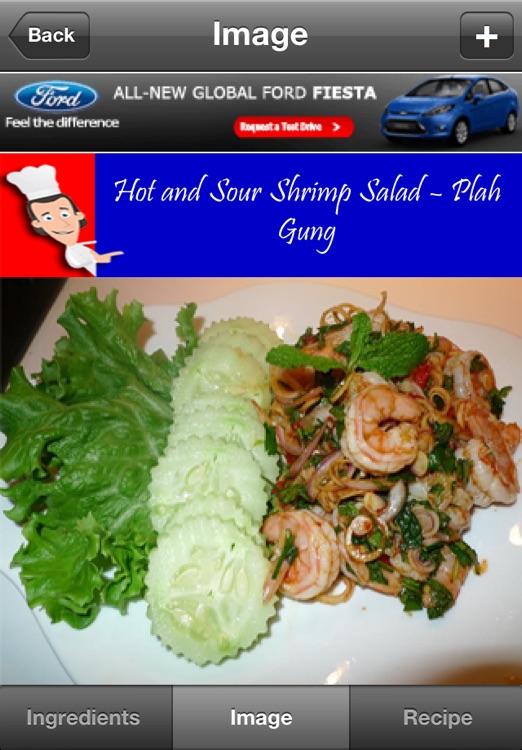 Thai Recipes Lite screenshot-3