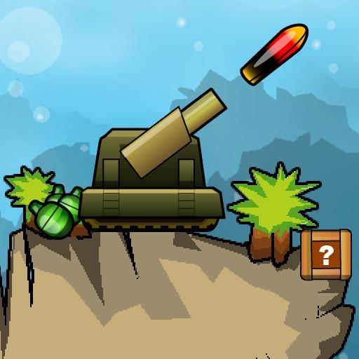 Tank War Battle