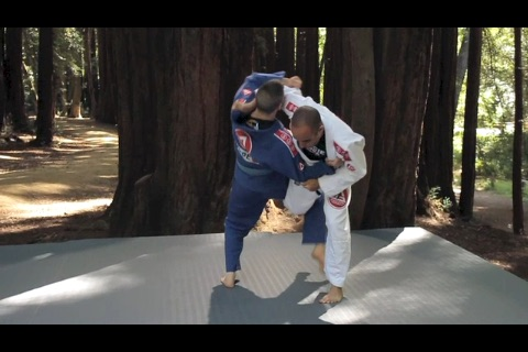 Brazilian Jiu Jitsu:  Throws and Takedowns 1 screenshot-3