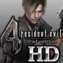 Resident Evil 4 iPad edition