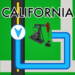 California Oil Well Locator