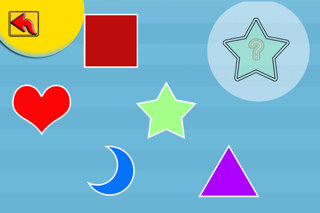 Screenshot of Toddler Puzzle Shapes3
