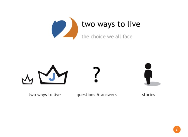 Two Ways to Live Plus