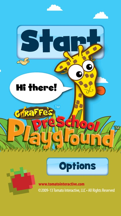 Giraffe's PreSchool Playground screenshot-0