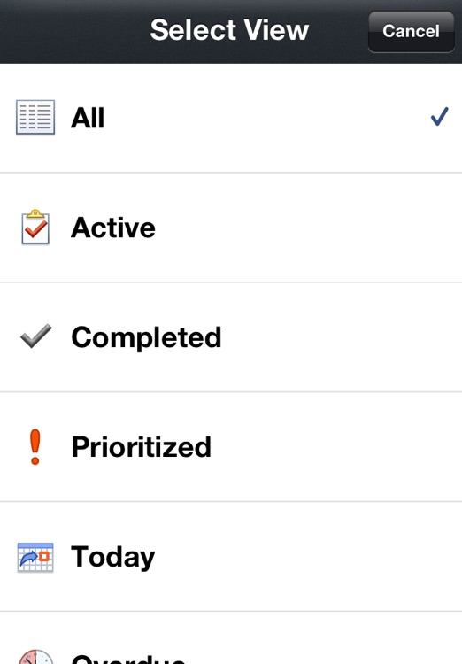 Todo® Exchange Tasks screenshot-3