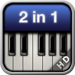 2in1 Piano HD