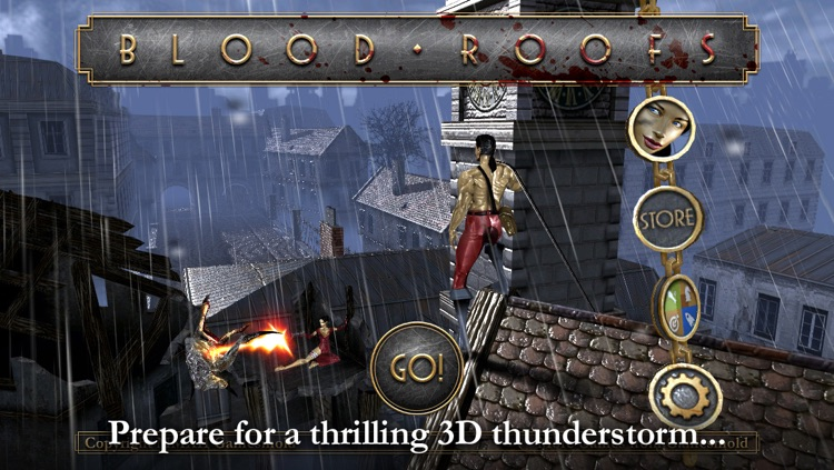 Blood Roofs screenshot-4