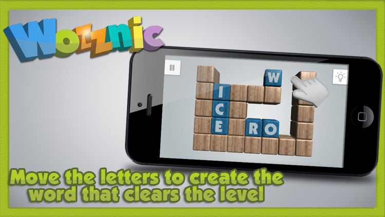 Wozznic - Word puzzle game screenshot-1
