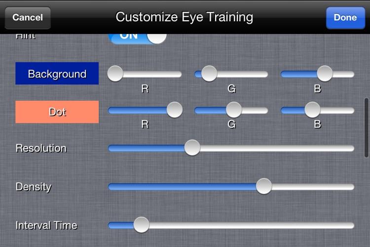 3D-Anime EYE trainer screenshot-3