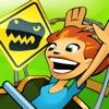 Jurassic 3D Rollercoaster Rush iPhone