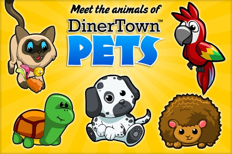 DinerTown Pets screenshot-0