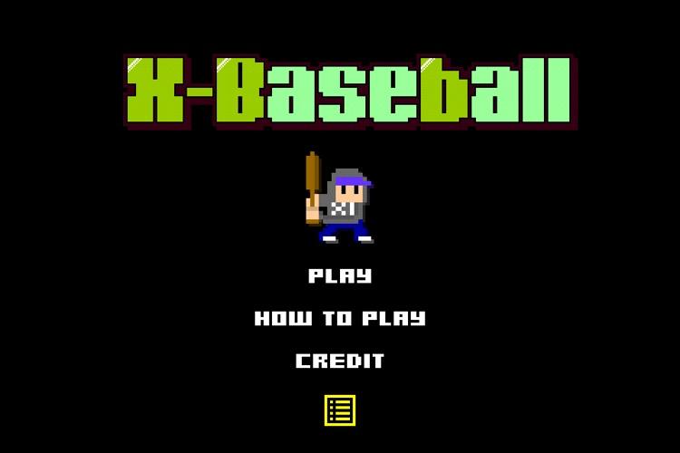 "XLARGE® ""X-Baseball"""