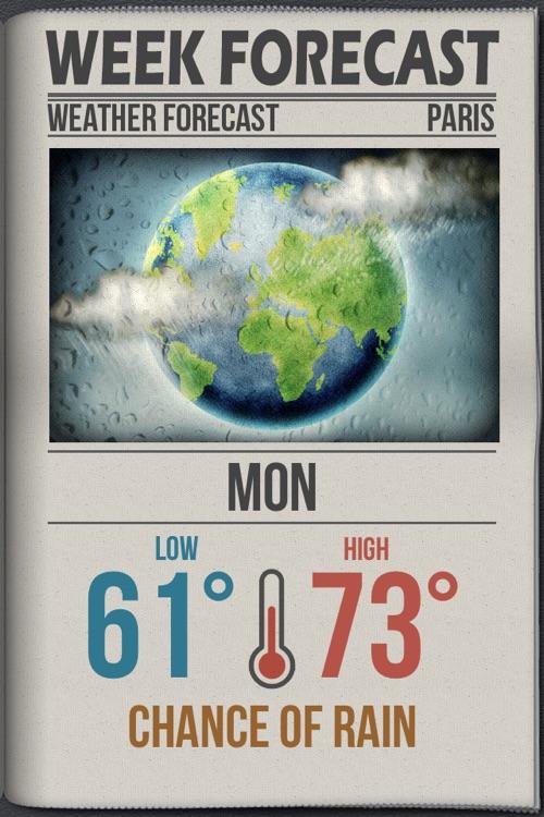 Daily Weather+ screenshot-4
