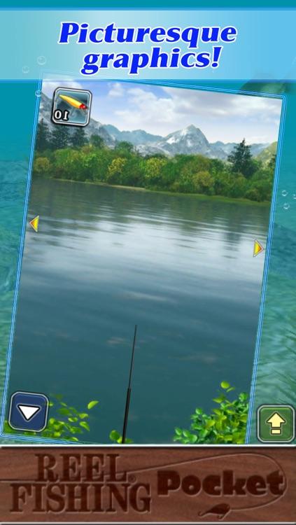 Reel Fishing Pocket screenshot-3