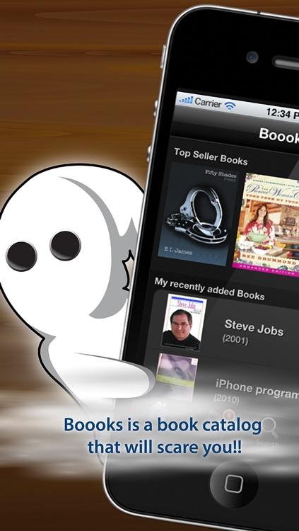 Boooks - Book Catalog
