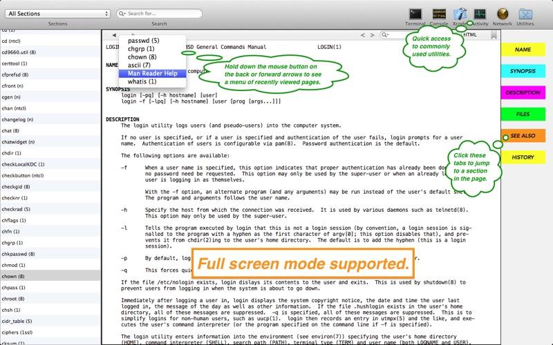 Man Reader review screenshots