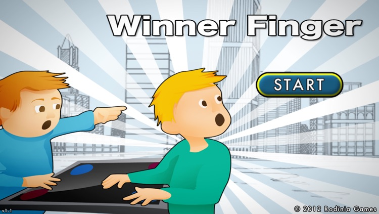 Winner Finger