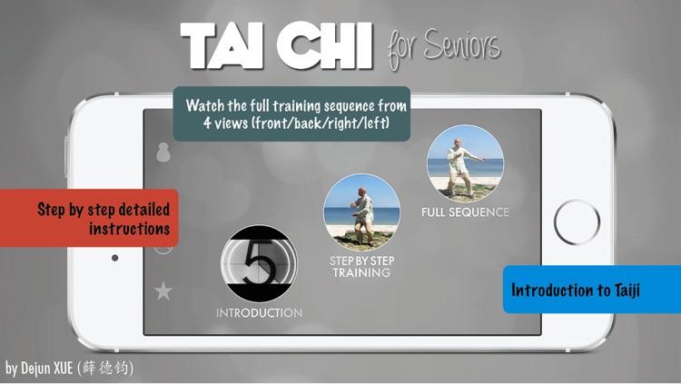 Tai Chi for Seniors (Taiji)