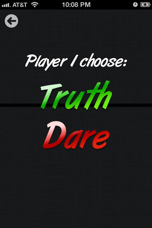 Truth? or Dare! Free screenshot-4