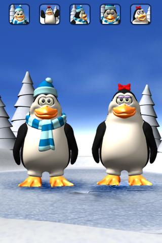 Talking Pengu & Penga Penguinのおすすめ画像5