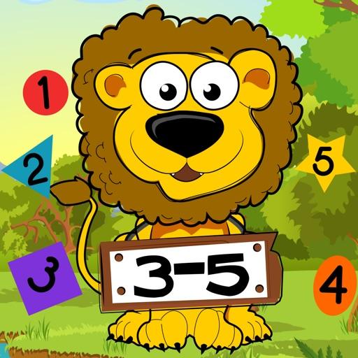 Juego De Aprendizaje Para Ninos De 3 5 Anos Juegos Y Rompecabezas