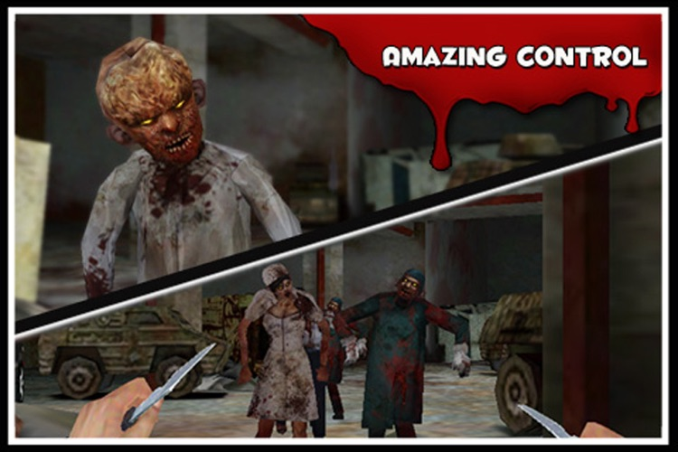 Zombie Crisis 3D:PROLOGUE screenshot-3