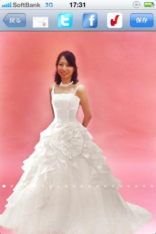 ドレス着せ替えカメラ-Dress Collectionスクリーンショット2