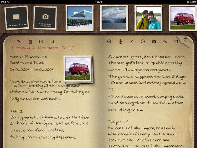 My Own Diary HD (Journal/Diary) screenshot-4