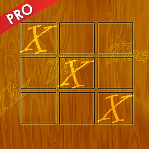 Your Tic Tac Toe HD Pro icon
