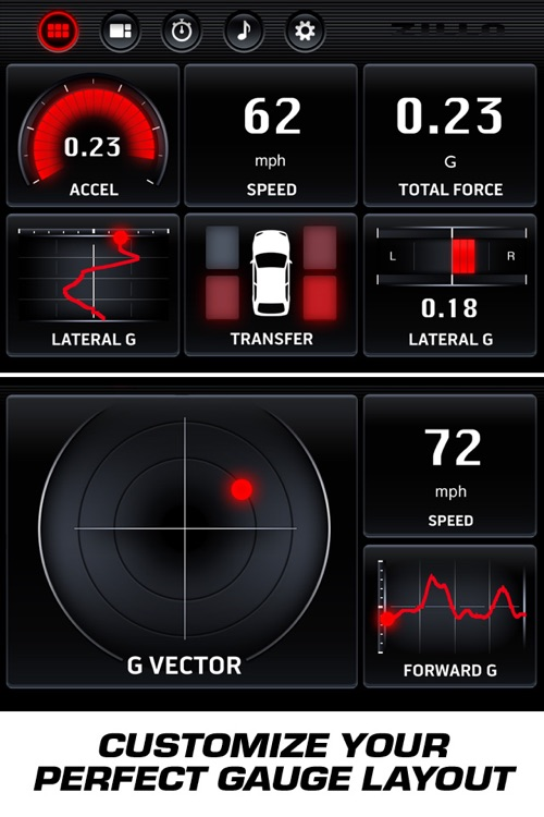 Zilla: Digital Dashboard & HUD - The Ultimate In-Car Upgrade.