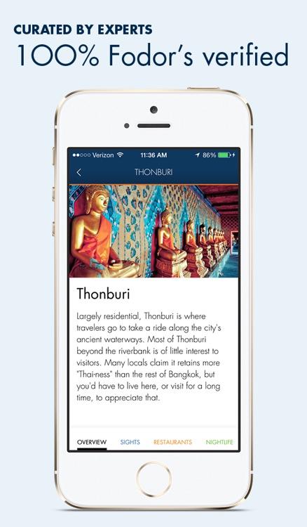 Bangkok - Fodor's Travel