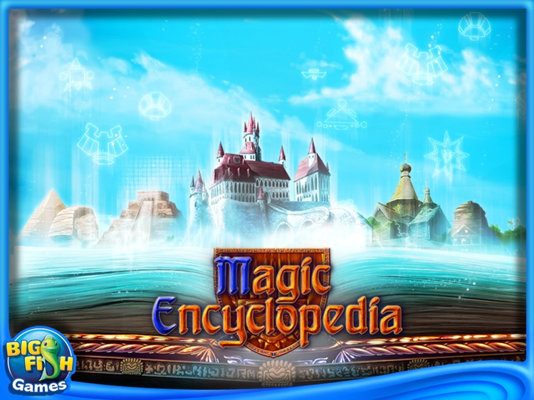 Magic encyclopedia first story hd full by big fish for Big fish games inc