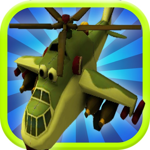 Apache Helicopter Game: Military Pilot Flying Simulator - Free Edition