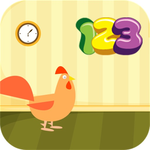 Counting 123 - PreSchool Learning