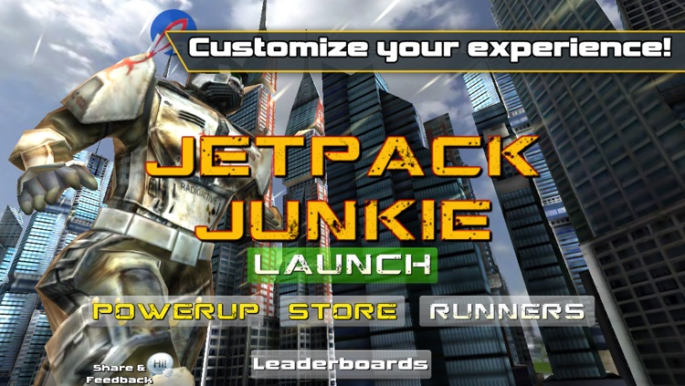 Jetpack Junkie screenshot-3