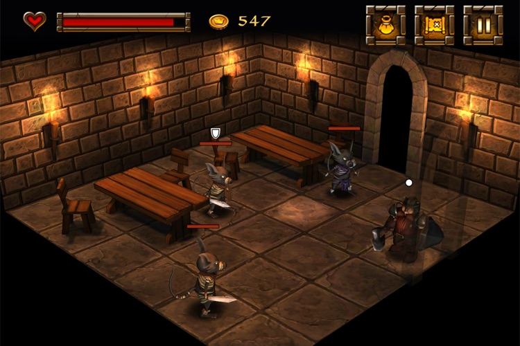 Dwarf Quest screenshot-2