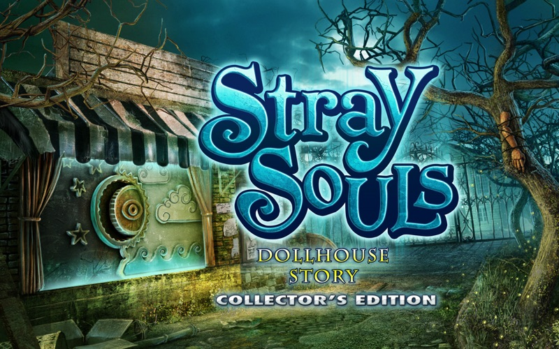 Screenshot #1 for Stray Souls: Dollhouse Story Collector's Edition