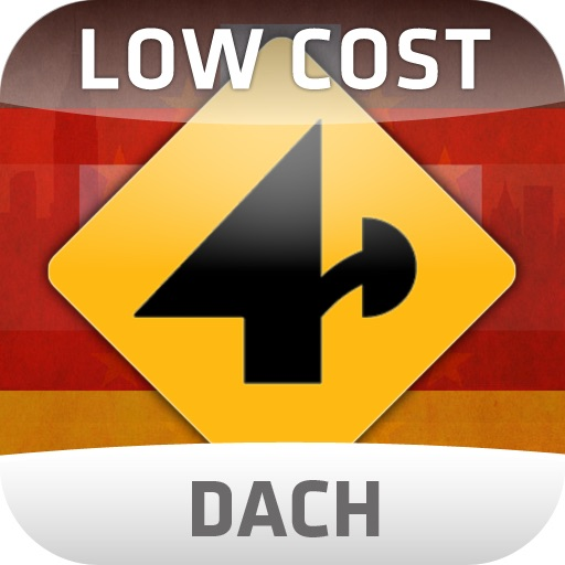 Nav4D DACH - LOW COST icon